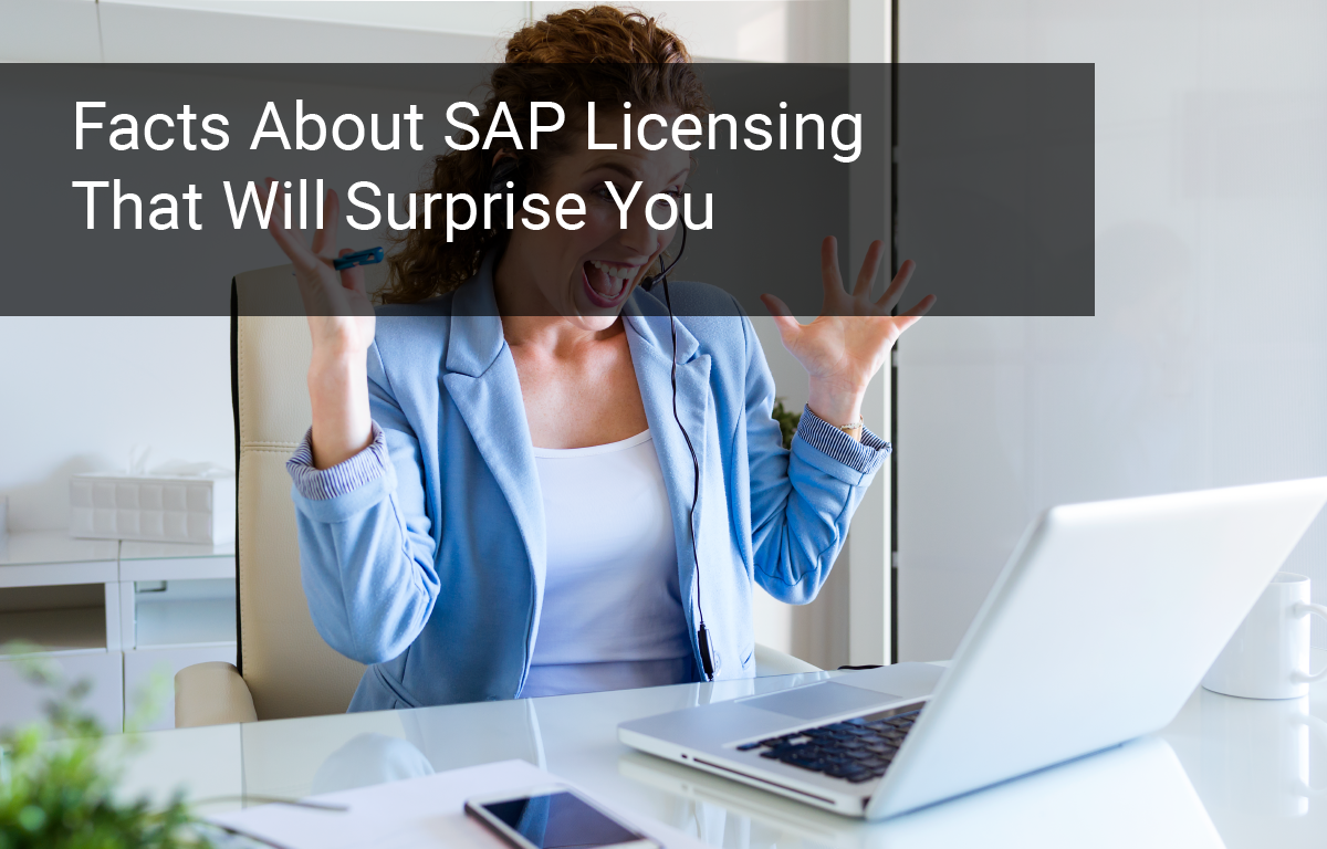 Facts SAP Licensing